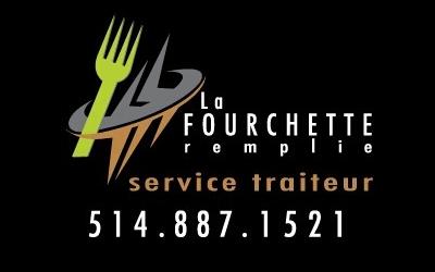 Service de restauration sur place avec la collaboration de La Fourchette Remplie